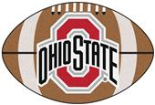 Fan Mats Ohio State University Football Mat