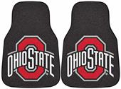 Fan Mats Ohio State Univ Carpet Car Mats (set)