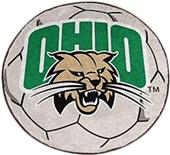 Fan Mats Ohio University Soccer Ball