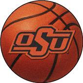 Fan Mats Oklahoma State University Basketball Mat