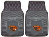 Fan Mats Oregon State Univ Vinyl Car Mats (set)