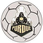 Fan Mats Purdue University Soccer Ball