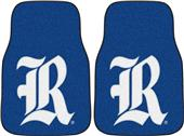 Fan Mats Rice University Carpet Car Mats (set)