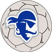Fan Mats Seton Hall University Soccer Ball
