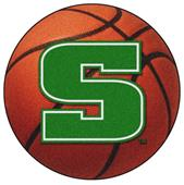 Fan Mats Slippery Rock University Basketball Mat