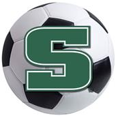 Fan Mats Slippery Rock University Soccer Ball
