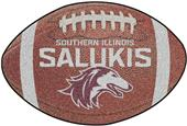 Fan Mats Southern Illinois University Football Mat