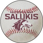 Fan Mats Southern Illinois University Baseball Mat