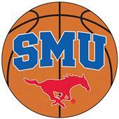 Fan Mats Southern Methodist Univ. Basketball Mat
