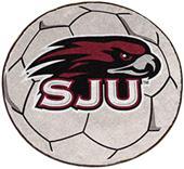Fan Mats St. Joseph's University Soccer Ball
