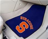 Fan Mats Syracuse University Carpet Car Mats (set)