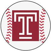 Fan Mats Temple University Baseball Mat