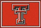 Fan Mats Texas Tech University 5x8 Rug