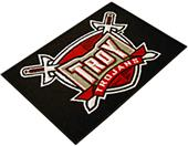 Fan Mats Troy University Starter Mat