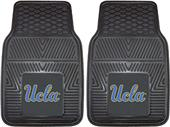 Fan Mats UCLA Vinyl Car Mats (set)