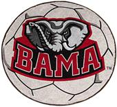 Fan Mats University of Alabama Soccer Ball