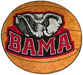 Fan Mats University of Alabama Basketball Mat