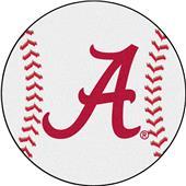 Fan Mats Alabama Baseball Mat