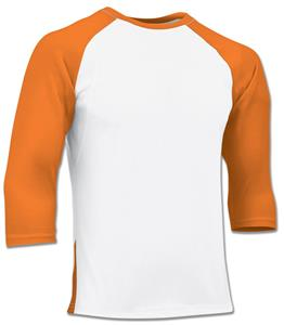 WHITE/ORANGE