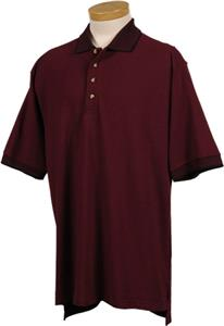 DARK MAROON/BLACK