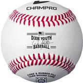 Dixie League Approved CBB-200DYL Baseballs Cat. 1