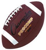 Champion Pee Wee NCAA Pro Composite Footballs