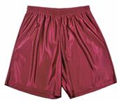 "A4 Adult 9"" Inseam Dazzle Basketball Shorts - CO"