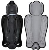 Low Profile Hockey Style Umpire Leg Guards-PAIR