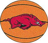 Fan Mats University of Arkansas Basketball Mat