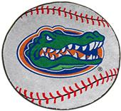 Fan Mats University of Florida Baseball Mat