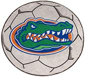 Fan Mats University of Florida Soccer Ball