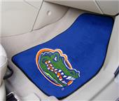 Fan Mats Univ of Florida Carpet Car Mats (set)