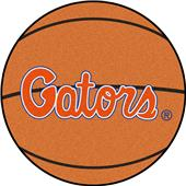 Fan Mats Florida Gators Basketball Mat