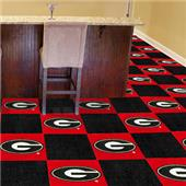 Fan Mats University of  Georgia Team Carpet Tiles