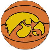 Fan Mats University of Iowa Basketball Mat