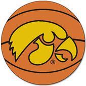 Fan Mats University of Iowa Basketball Mat