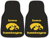 Fan Mats University of Iowa Carpet Car Mats (set)
