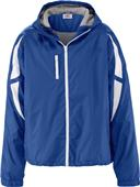 Teamwork Aspen Lined Medium Weight Hooded Jacket