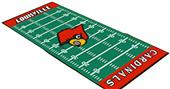 Fan Mats University of Louisville Football Runner