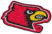 Fan Mats University of Louisville Mascot Mat