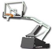 Gared Pro S 9616 Portable Basketball Backstops