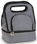 Picnic Plus Savoy Lunch Tote w/ Storage Container