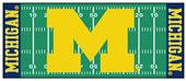 Fan Mats University of Michigan Football Runner