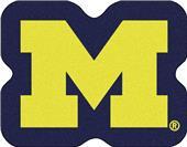 Fan Mats University of Michigan Mascot Mat