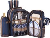 Picnic Plus Tremont 4 Person Backpack with Blanket