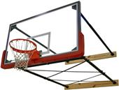 Gared 4 Point Basketball Goal Wall Mounts