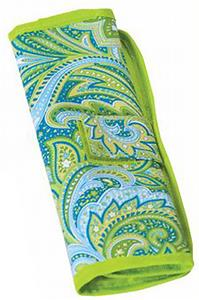 GREEN PAISLEY