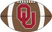 Fan Mats University of Oklahoma Football Mat
