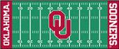 Fan Mats University of Oklahoma Football Runner