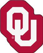 Fan Mats University of Oklahoma Mascot Mat